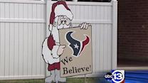 Texans fans remain optimistic despite Pats' loss