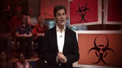 Today At 4 P.M.: Dr Oz's Biggest Fear Comes To Life