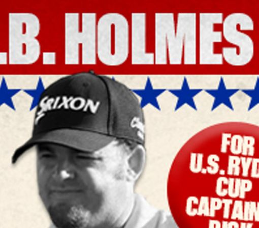 Ryder Cup 2016: The Case for J.B. Holmes as a U.S. Captain's Pick