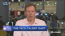 Filling the tech talent gap
