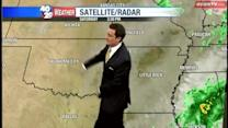 Drew's Weather Webcast, JAN 5