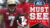 FSU's Levonte Whitfield Turns on the Jets for 74-Yard TD | ACC Must See Moment