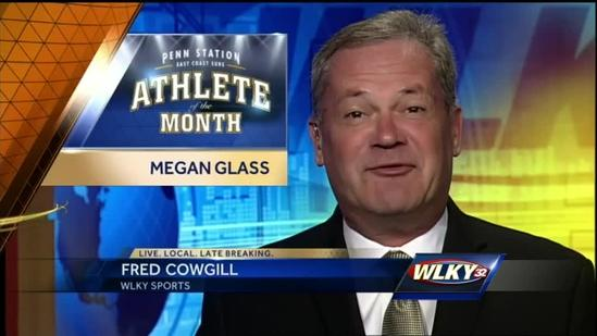 Penn Station Athlete of the Month: Megan Glass